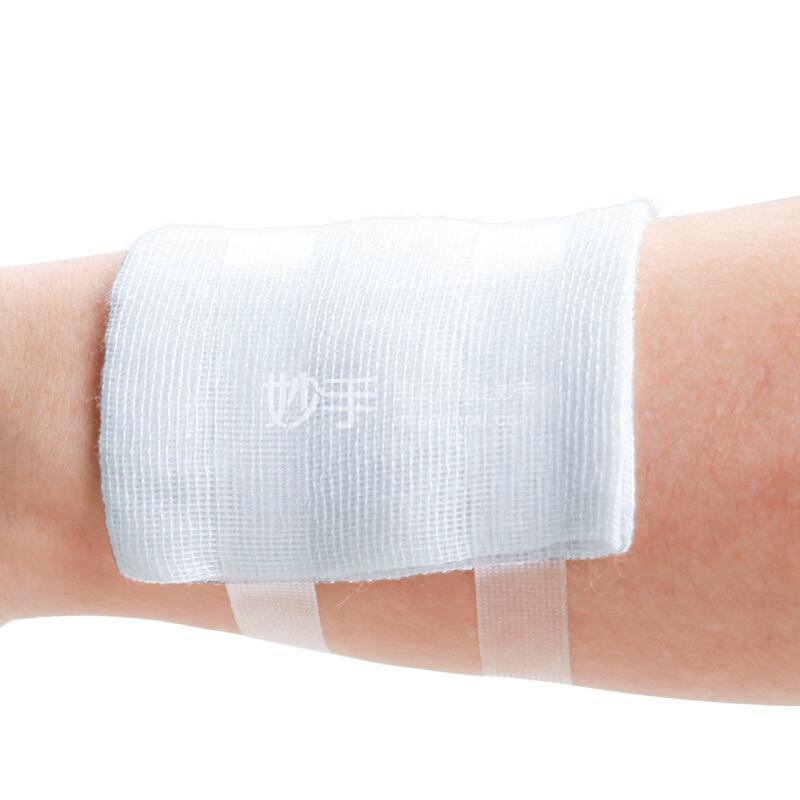 稳健医疗 医用纱布片(灭菌级) 5cm*7cm-8P*5片