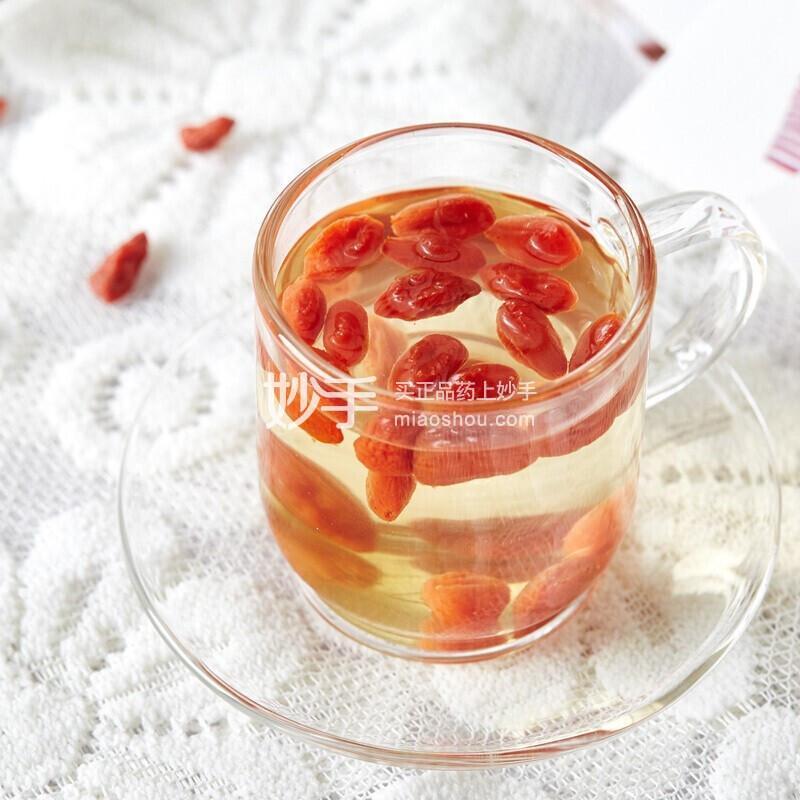 北京同仁堂(TRT)女性花茶礼袋 枸杞+菊花+决明子+金银花  组合花茶