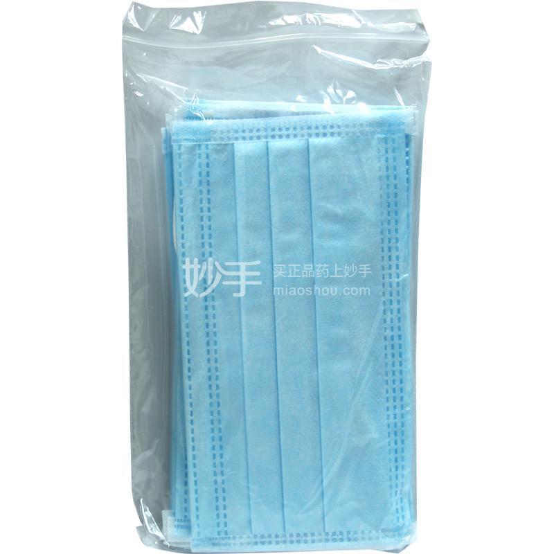 恒迪 口罩+消毒酒精套餐:医用普通口罩1盒(10只) + 消毒酒精棉片2盒 1盒(10只)口罩 + 2盒酒精棉片