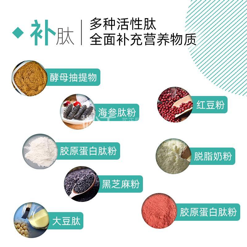 多肽高纤膳食营养粉