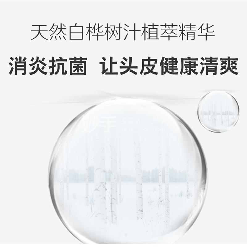神桦 桦树液再新洗发皂 55±5g